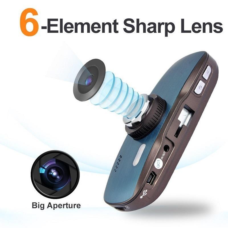 High Definition Video Camcorder Car DVR Recorder Camera