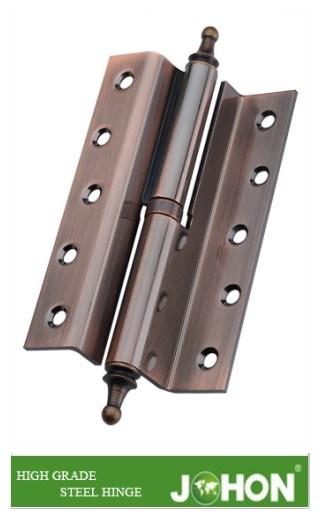 """Steel Hardware or Iron Crank Door Metal Hinge (3.5""""X3"""" furniture accessories)"""