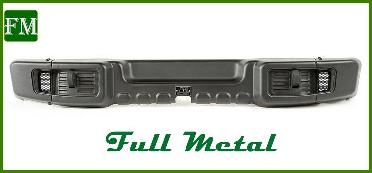 Spartacus Rear Metal Bumper Auto Accessories