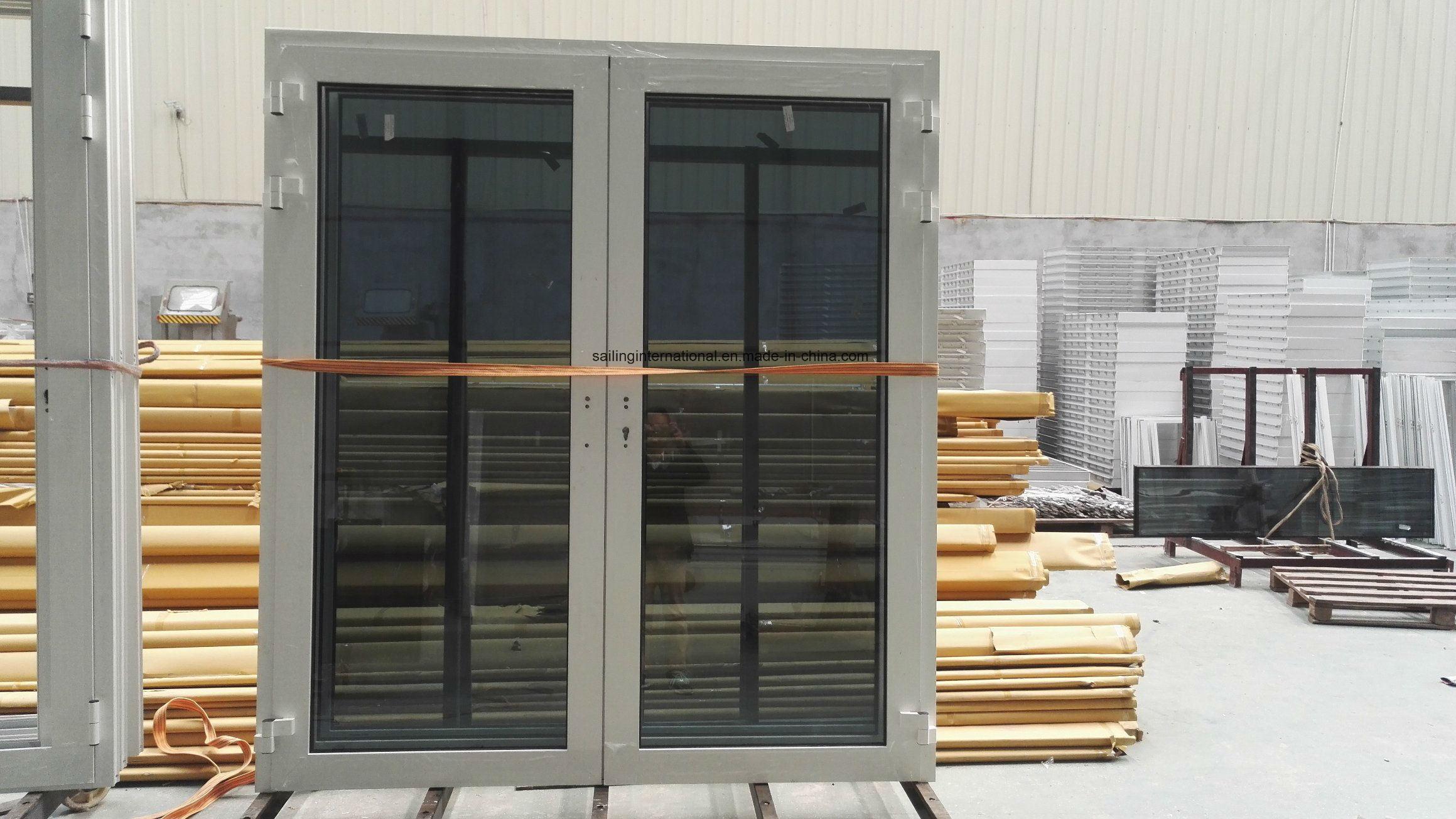 Aluminum Door French Swing out Door