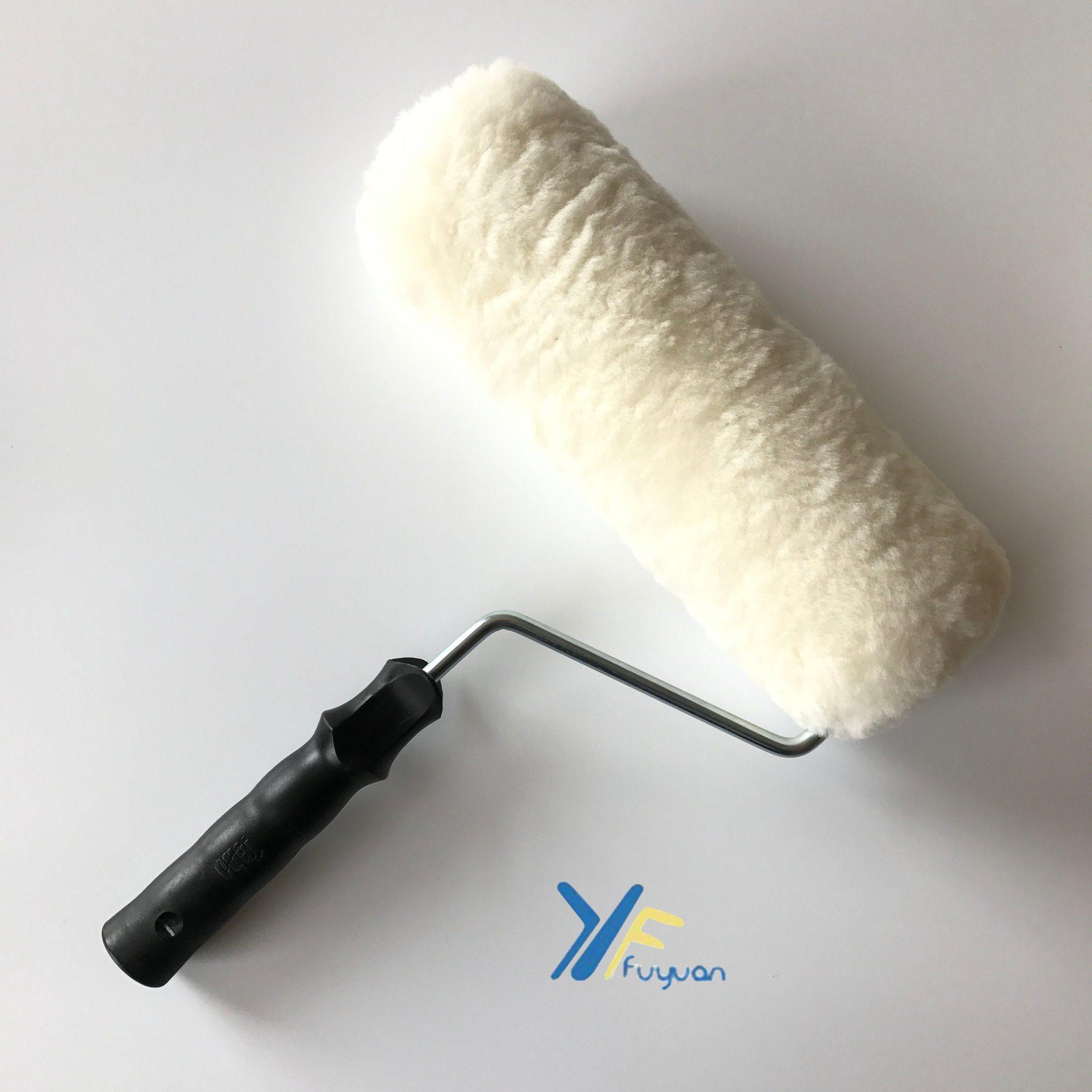 "9"" Sheep Skin Foam Base Roller Cover"