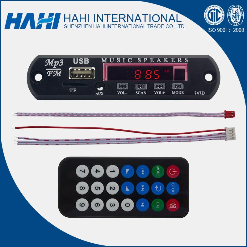 Original High Quality MP3 Electronic Decoder Integrate Circuit Board
