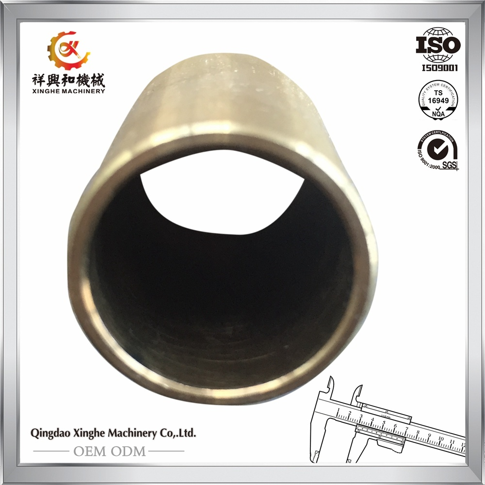 Bronze Bushing Auto Spare Parts Bronze Tube Customized Bronze Casting Parts