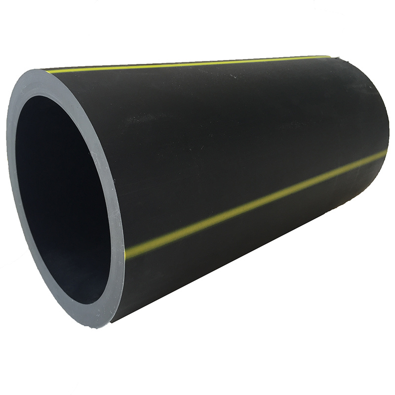 Professional Manufacturer Plastic Pipe/ Gas Pipe/ PE Pipe for Gas