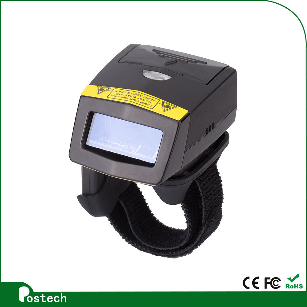 Fs02 Wireless CMOS Qr Wearable Ring Bar Code Reader