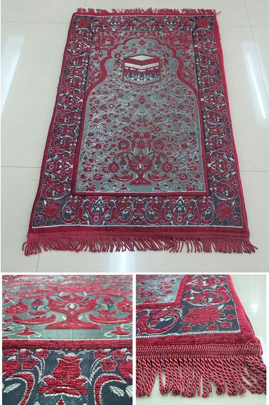 2cm Thickness Memory Foam Muslim Prayer Carpet