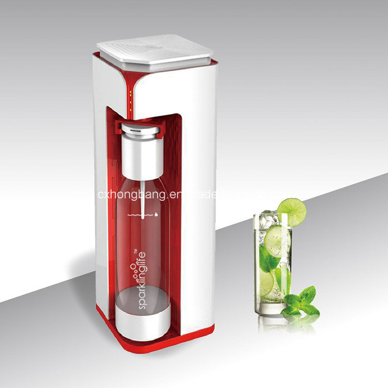 Professional Home Use Soda Maker for Healthy Sparkling Water (HB-1309)