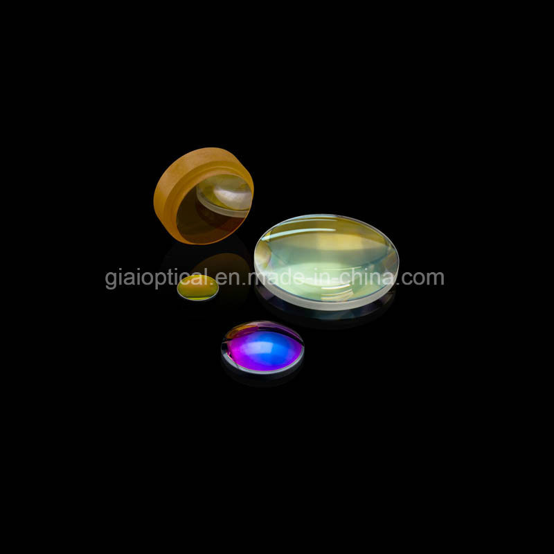 Giai 1200-7000nm Infrared Standard Silicon Plano-Convex (PCX) Optical Lens