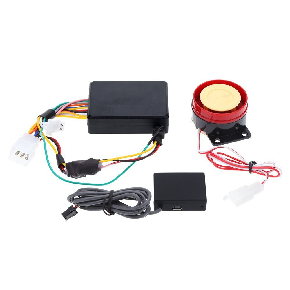 RF-V10+ Real Time Mini Motorcycle GPS Tracker Moto Motorbike GPS Tracking Device GSM Alarm with Remote Controller