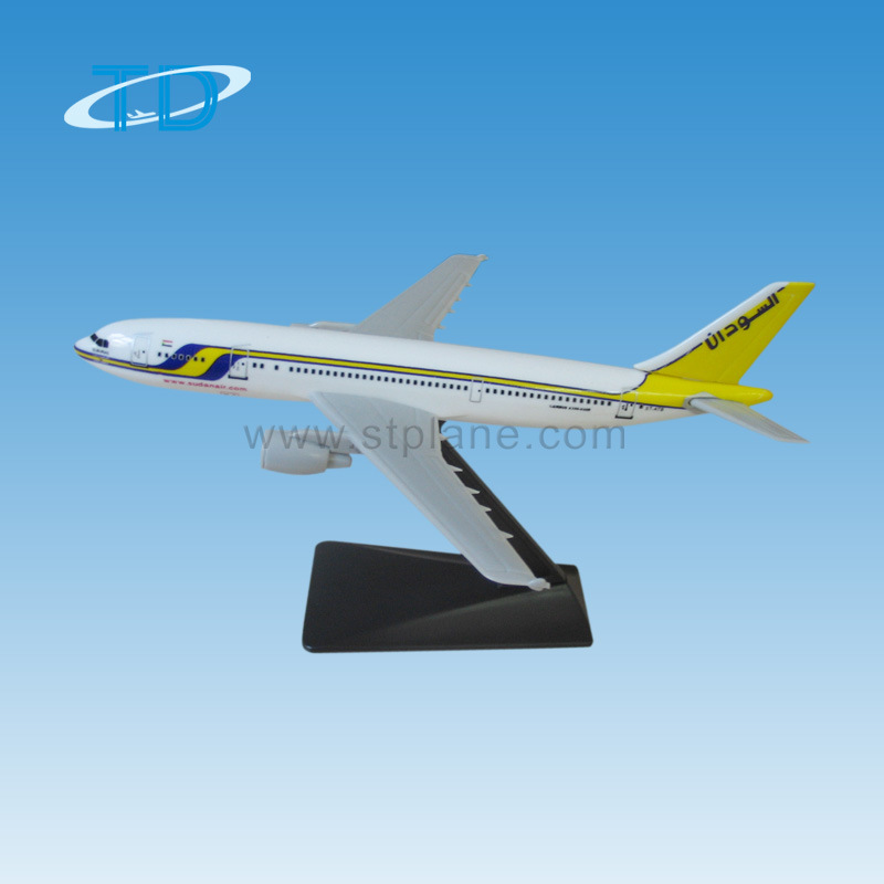 A300-600 18cm Sudan China Model Productions RC Airplanes