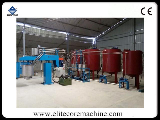 Elitecore Automatic Polyurethane Sponge Batch Foaming Machine