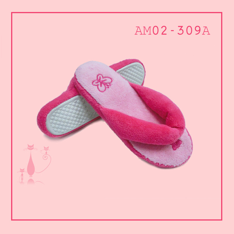 Spring Flip-Flop Soft TPR Indoor Nice Slipper