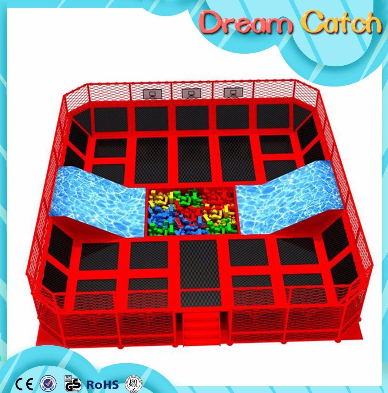 Factory Price for The Kids Soft Indoor Indoor Trampoline