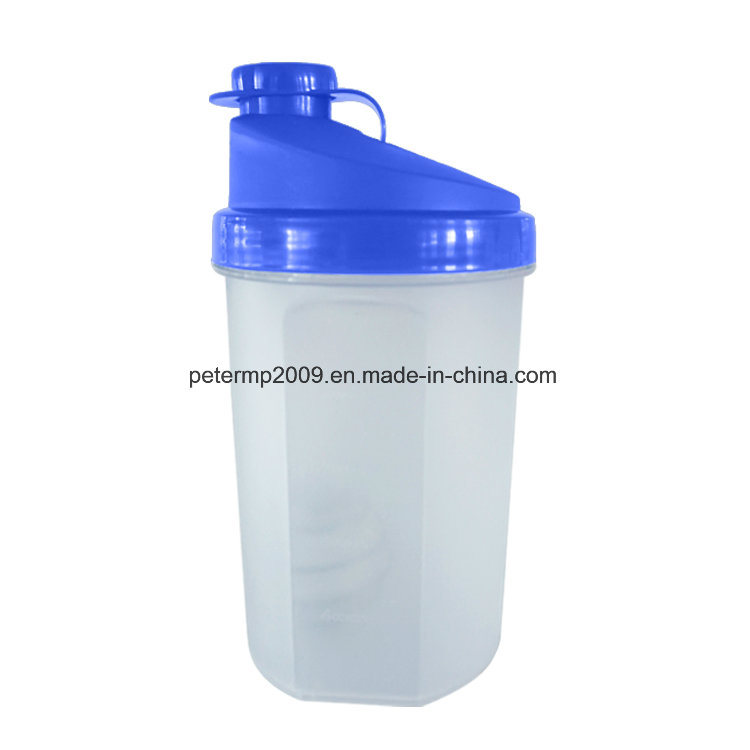 700ml Plastic BPA Free Sports Protein Shaker Blender Cup