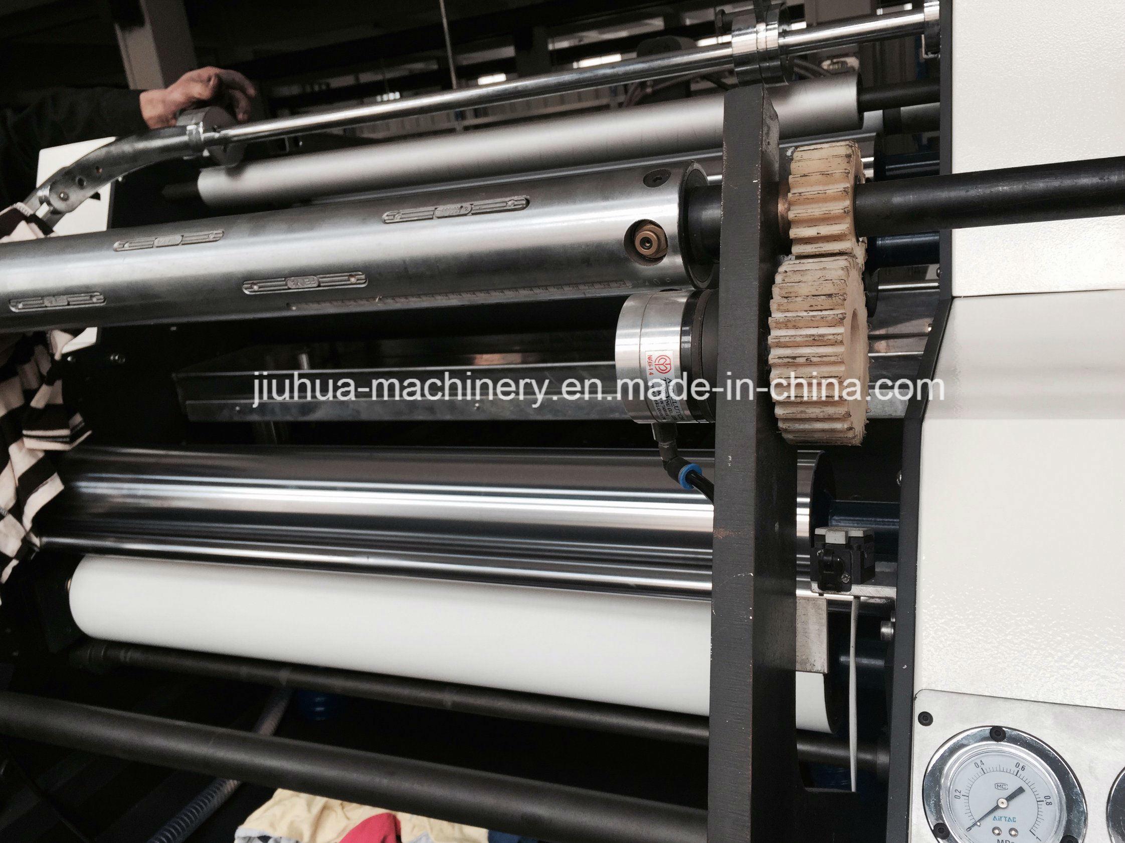 Kfm-Z1100 Automatic Window Water Soluble Laminating Machine for Plastic Film