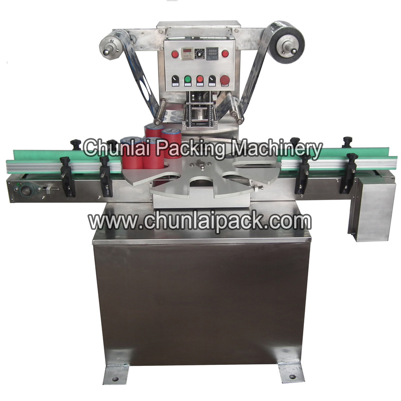 Wet Tissue Can Sealing Machine