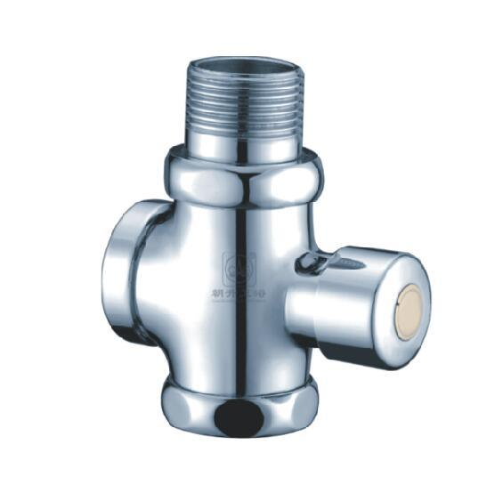 Hand Press Type Flush Valve in Toilet (A-01)