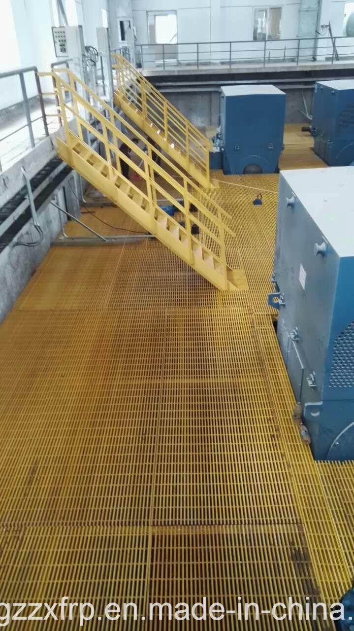 FRP GRP/Fiberglass Pultruded Grating