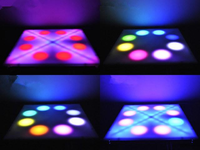 Popular P16 High Definition Video LED Dancing Floor