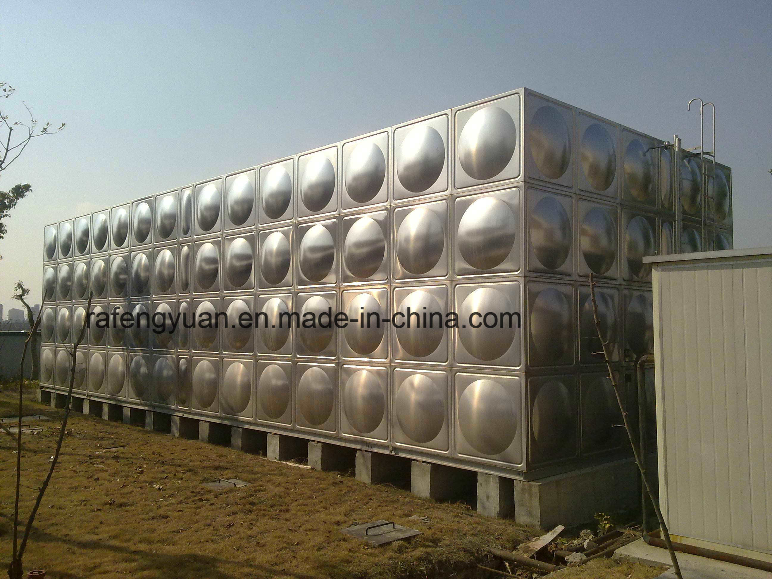 Stainless Steel Water Tank with High Quality