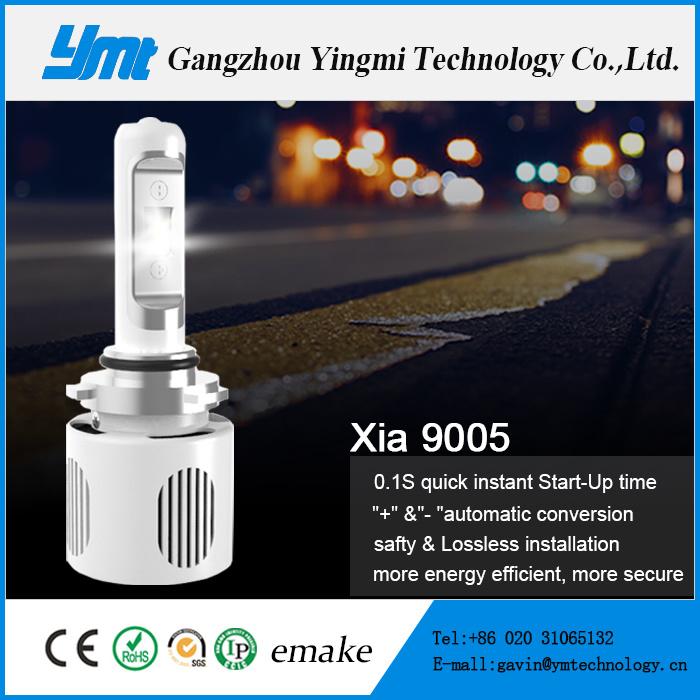 CREE LED Spot Head Lamps, Auto Headlight H7 LED Auto Lamp for Car
