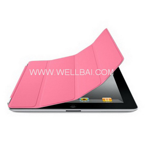 Magnetic PU Leather Smart Case Cover for iPad 4 3 2, Smart Cover, Smart Case