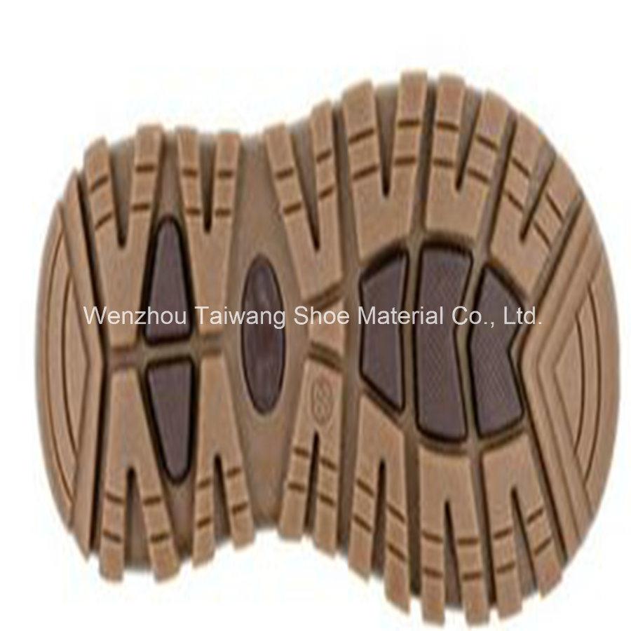 Four Color TPR Sole for Shoe