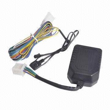 Car GPS Tracker, Built-in 3D G-Sensor and 8MB Flash Memory, Free Real Time Online Tracking