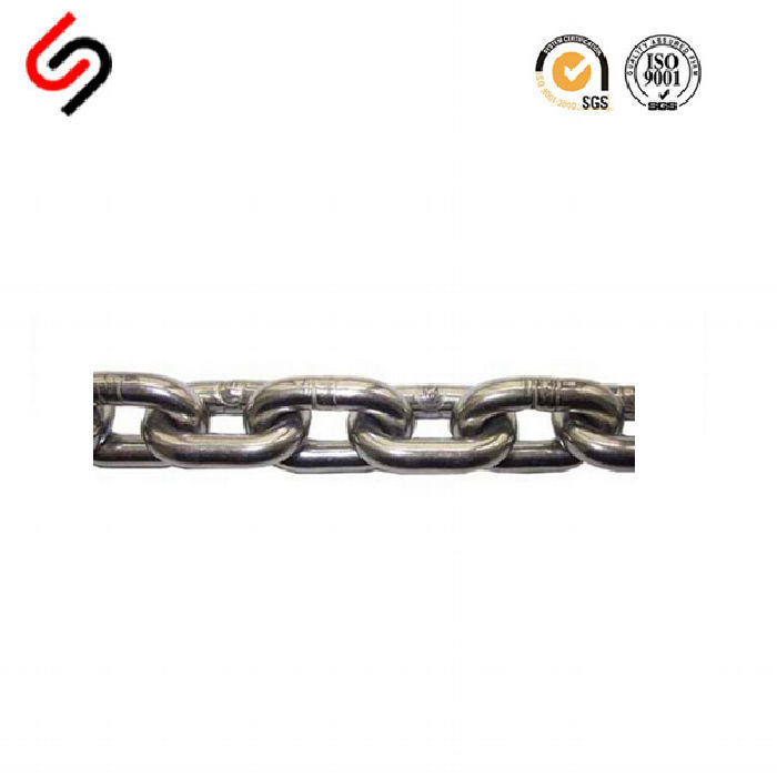 G30 Lifting Chain with a High Tensile Strength