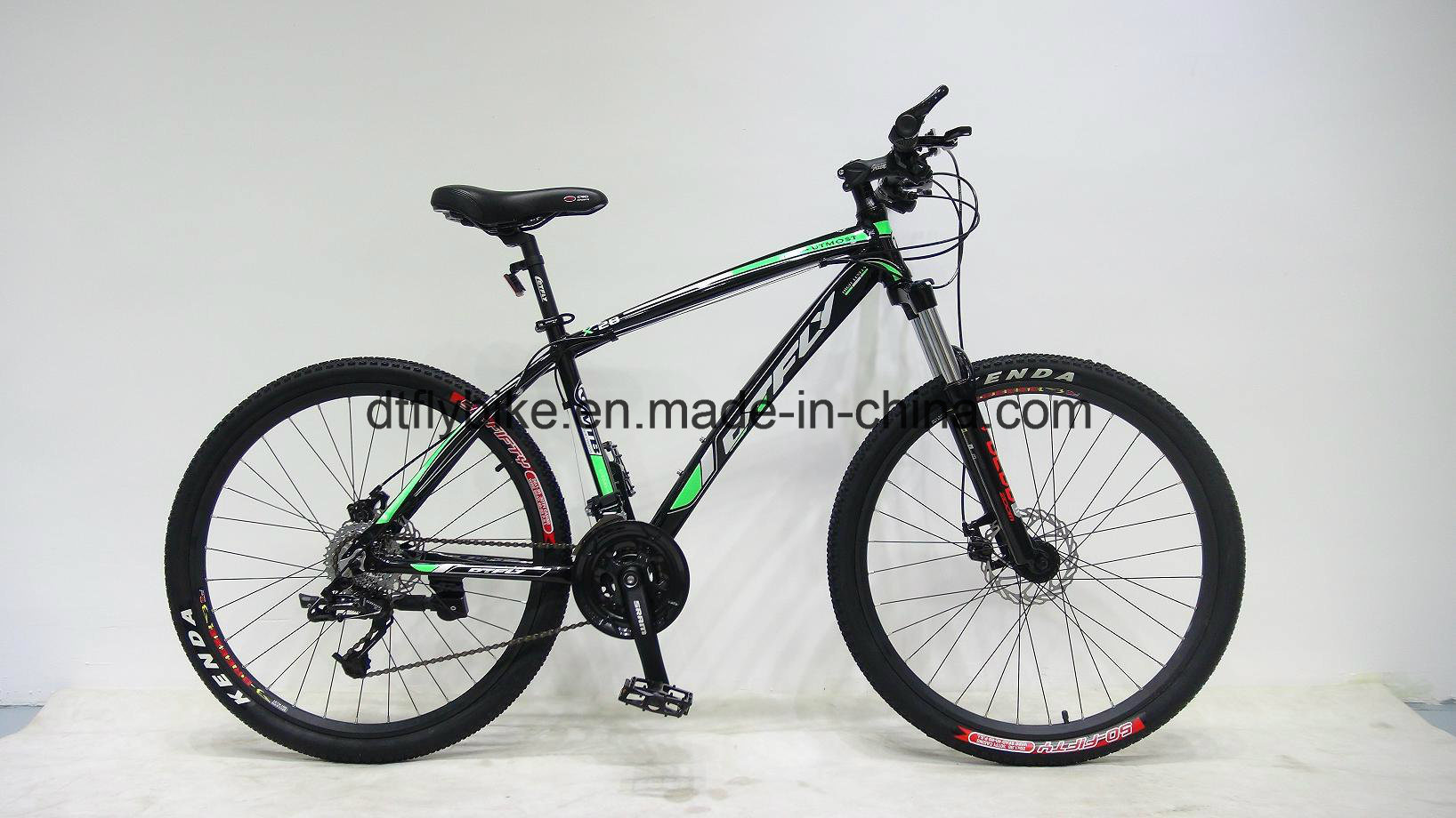 "Bike: 26""Mahattan 4.0, Sram 24s, Mountain Bike"