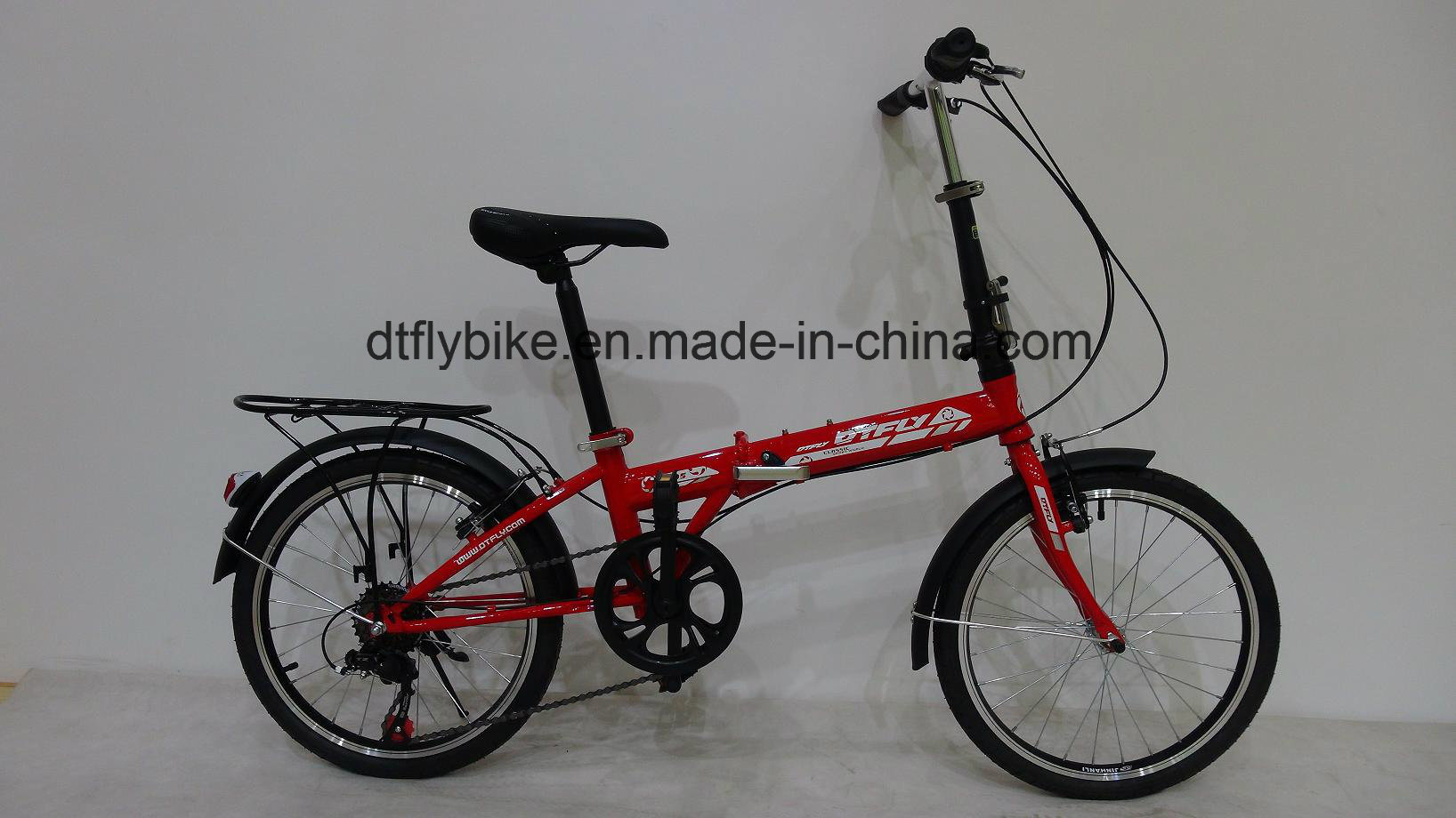 "Bike: Folding Bike, 20""Manni, 6s"