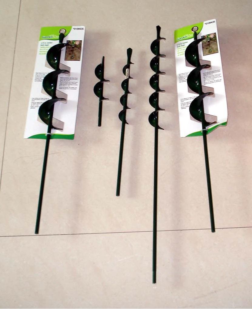 """1.25"""", 1.75"""", 2.75"""" Mini Garden Earth Auger"""