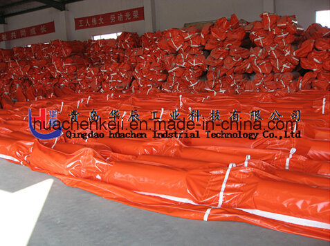 Best Quality Foam Float PVC Oil Boom