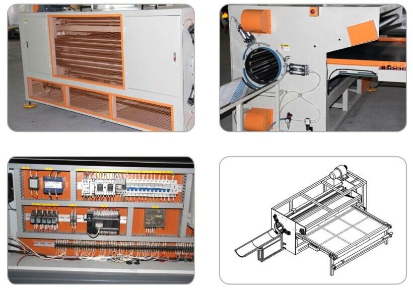 Mattress Wrapping Machine Mattress Roll-Packing Machine (XB-9W)