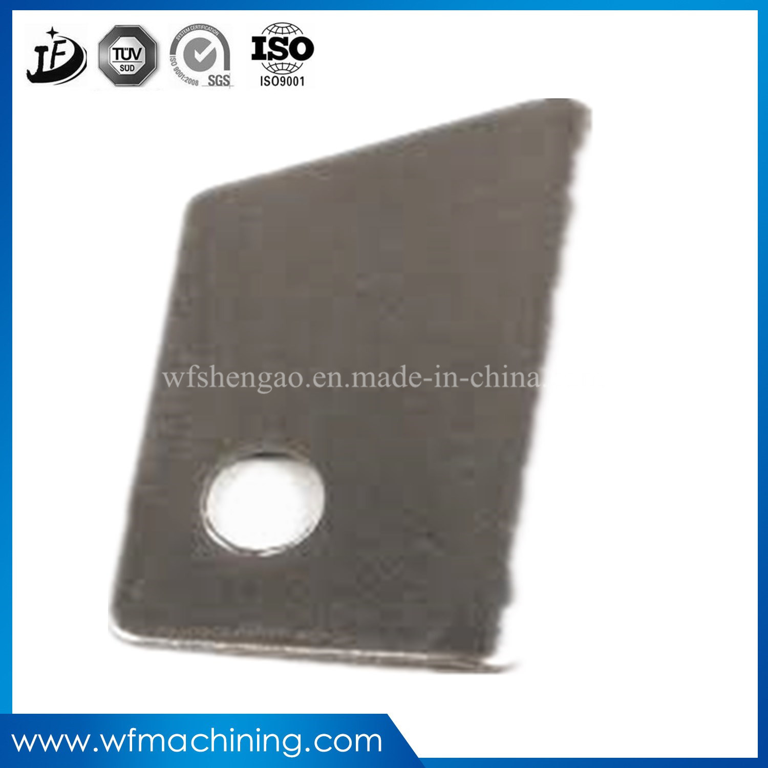 OEM Hot Stamping Precision Metal Stamping of Deep Drawing Stamping
