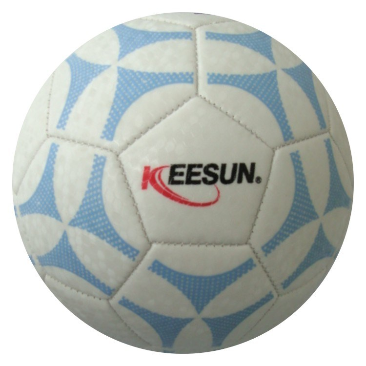 Machine Stitched Soccer Balls /PVC