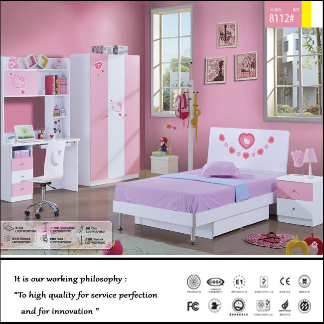 Babies Furniture Children Bedroom Set Princess Bed