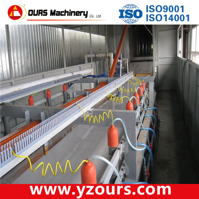 Electrophoretic Painting Line for Motor Tricycle
