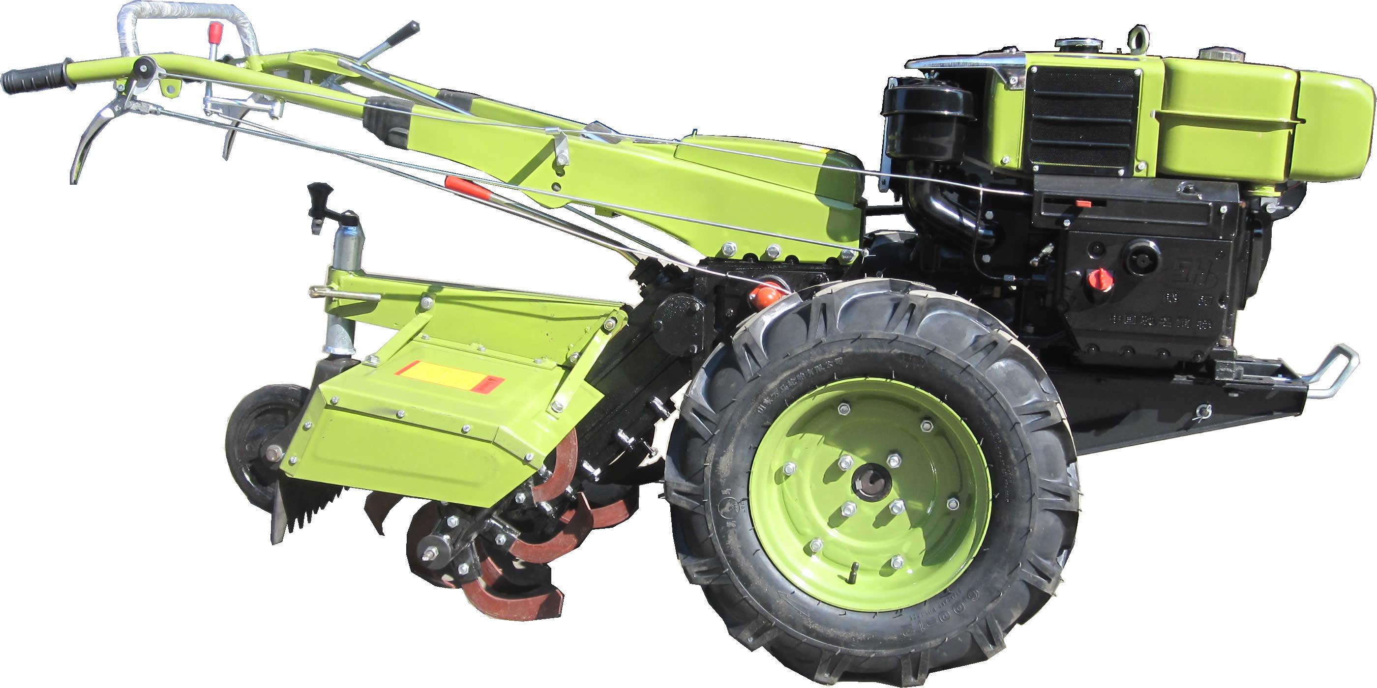 Tiller Tractor Walking Tractor Power Tiller