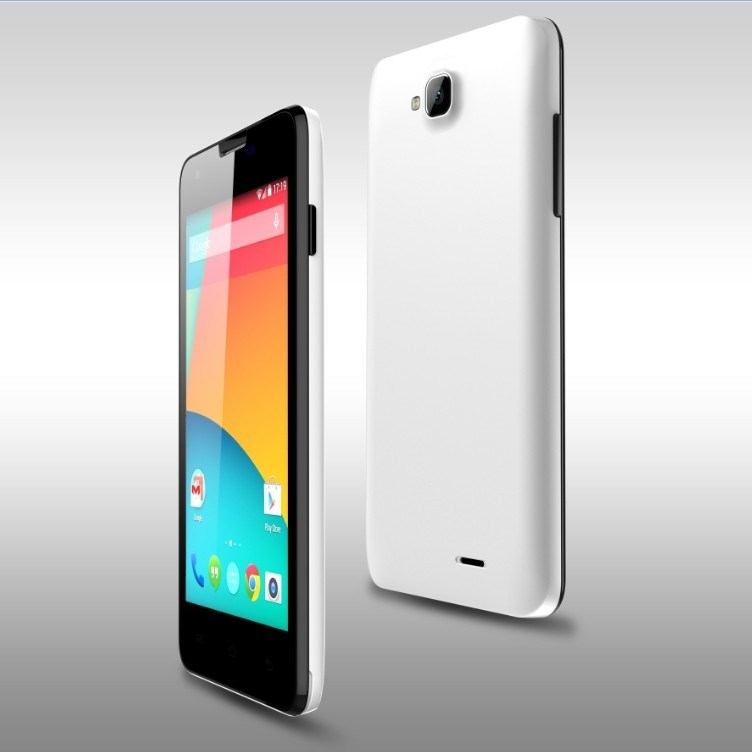 Mtk6572 1.3GHz Mobilephone/Cellphone/Smartphone with 8.4mm Slim