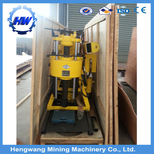 Small Borehole Drilling Water Well Drilling Rigs Machine