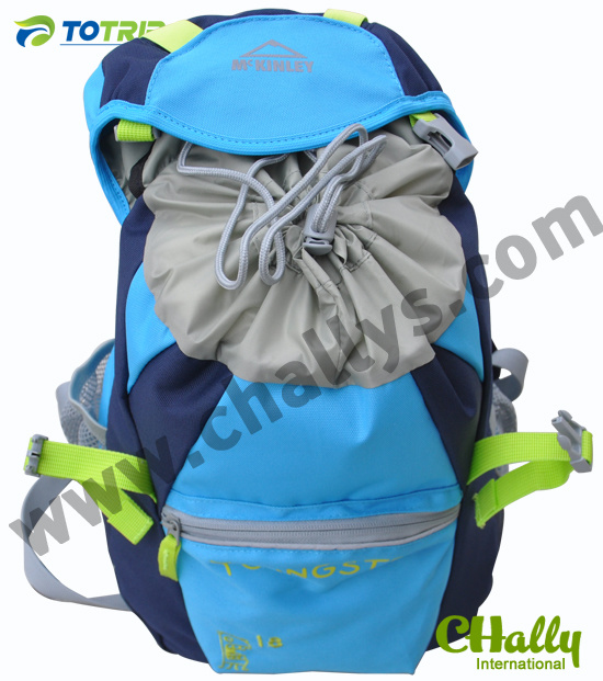 2014 New 12L Reflective Kids Hiking Backpack