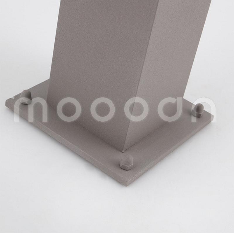 Simple Fashion Shape IP54 Waterproof Aluminium Alloy LED Garden Lamp