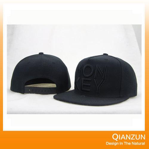 New Suede Customed Snapback Trucker Caps