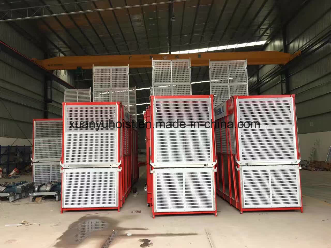 Factory Supplier Popular Construction Material Elevator
