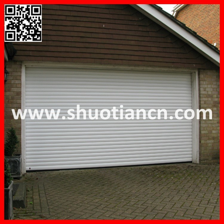 Remote Control Aluminum Automatic Roller Garage Door