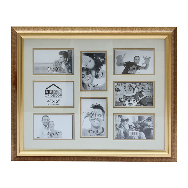 china collage photo frames multi photos picture frames china multi photos picture frame. Black Bedroom Furniture Sets. Home Design Ideas
