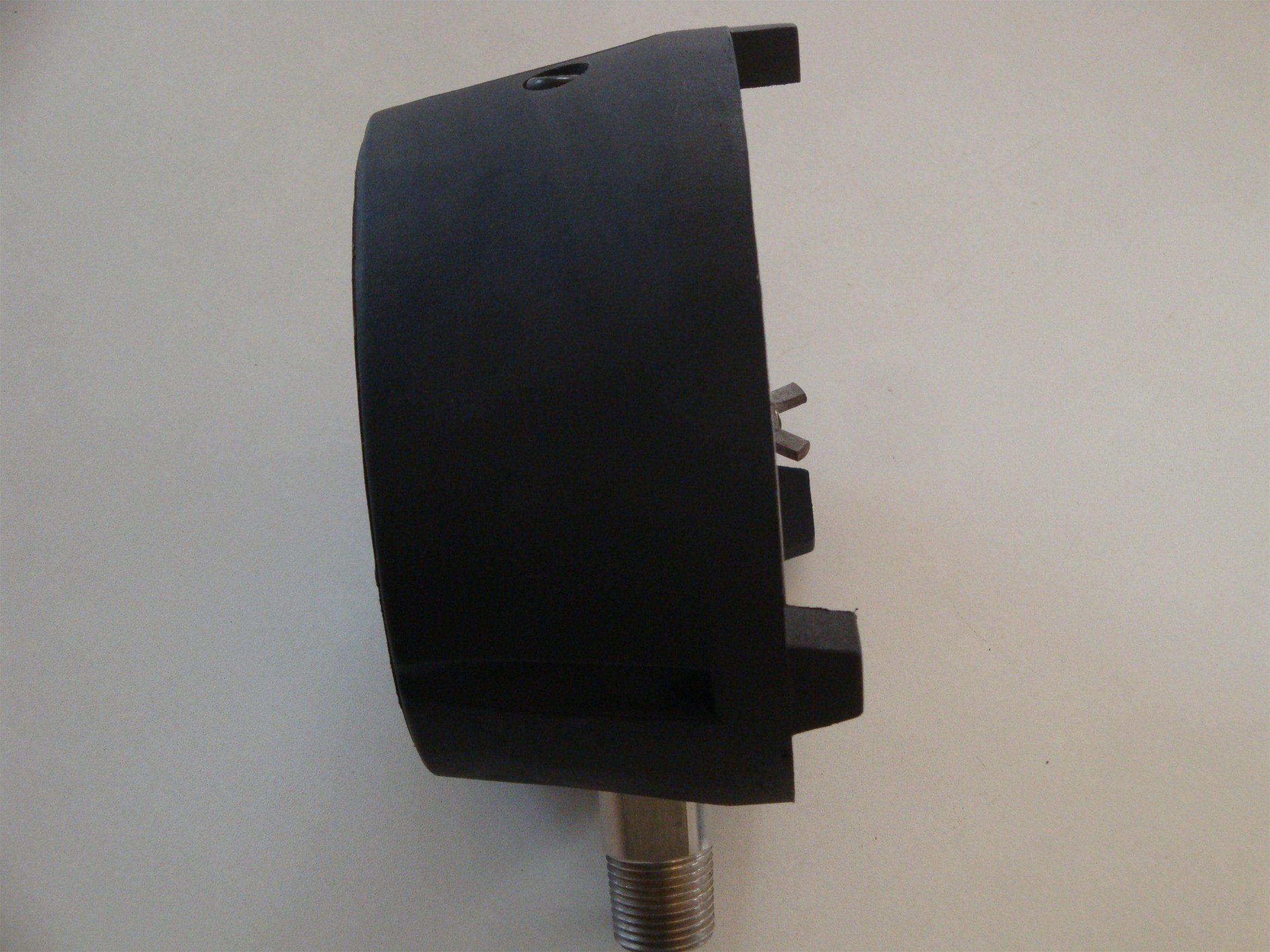 4.5inch 115mm Phenol Case Pressure Gauge with Thread 1/2NPT