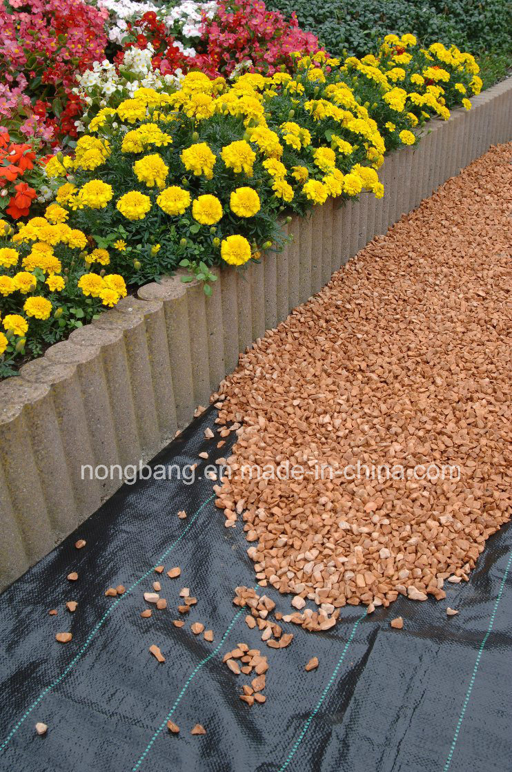 Landscape Ground Cover Weed Mat for Agriculture