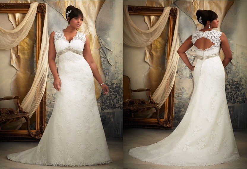Not your frumpy bride plus size edition something for Used plus size wedding dress